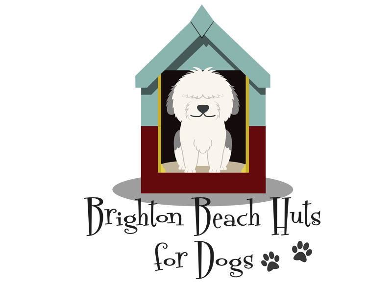 Brighton Beach Huts for Dogs