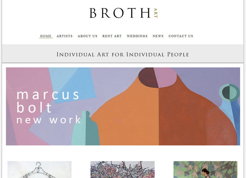 Broth Art