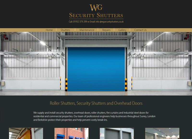WG Security Shutters