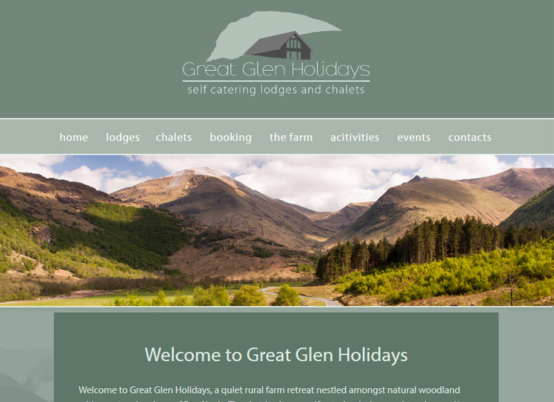 Great Glen Holidays