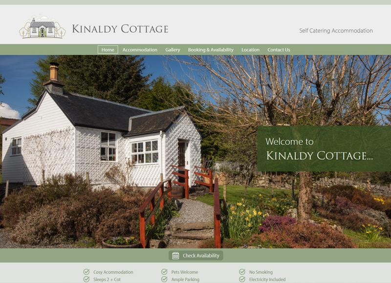 Kinaldy Cottage