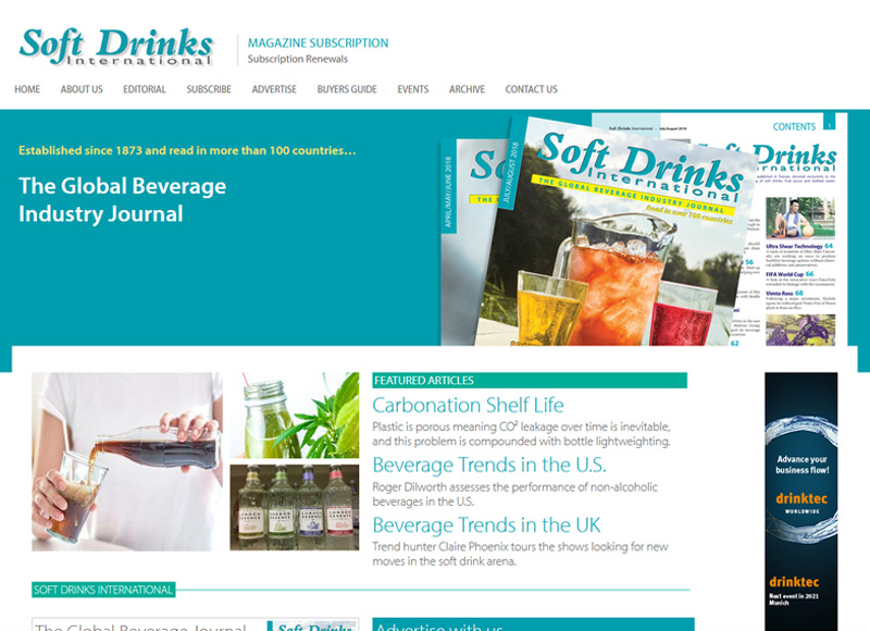 Soft Drinks International