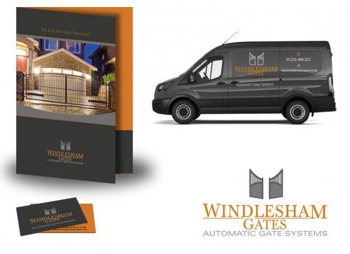 Windlesham Gates Graphics