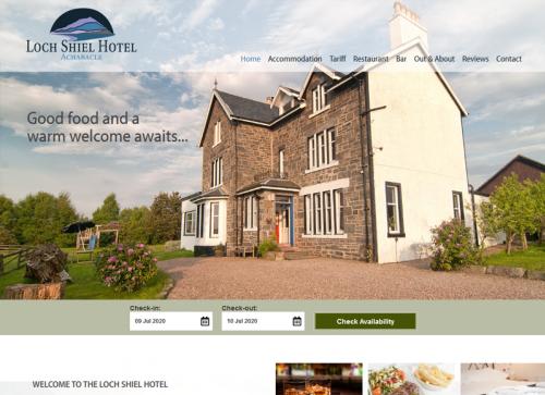 Loch Shiel Hotel Acharacle
