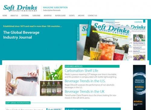 Soft Drinks International